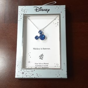 Disney Mickey Is forever Necklace